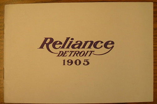 Reliance Motor Truck Company Was Actually Born In Detroit